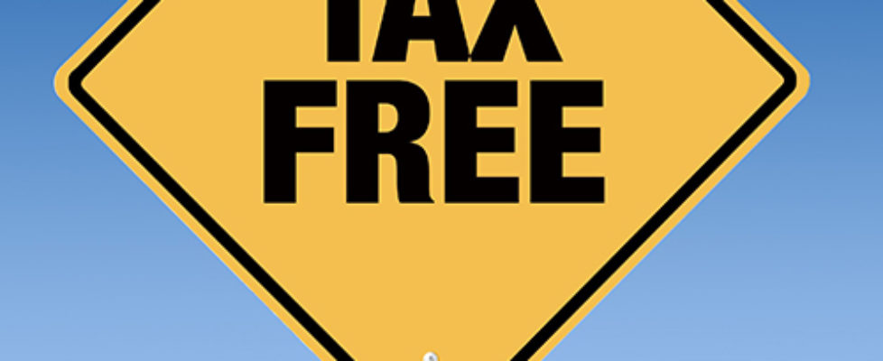 Tax Free Article Pic