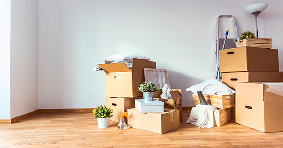 Tax deduction for moving costs: 2017 vs. 2018