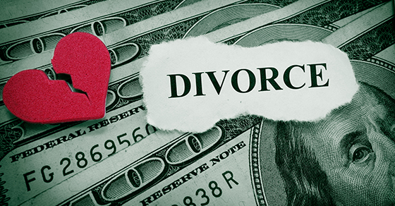 Divorcing couples should understand these 4 tax issues
